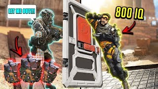 Unbelievable *800 IQ* Tricks..!! - NEW Apex Legends Funny Epic Moments #59