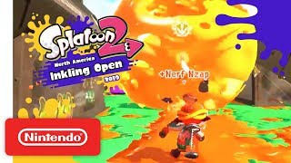 Qualifier Finals Pt. 3 | Splatoon 2 NA Inkling Open 2019