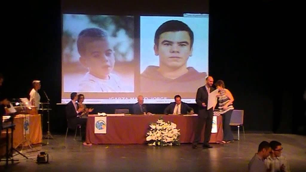 Colegio Hogar Nuestra Senora Del Rosario Entrega De Orlas Youtube