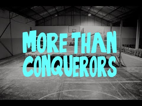 More Than Conquerors - Chyna Whyte | Lyric Video