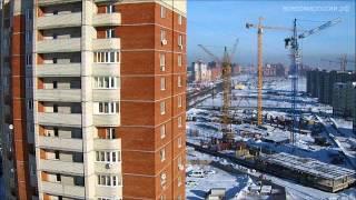 Жилой квартал Лесной (январь 2015)(Строящийся жилой квартал «Лесной» в Автозаводском районе города Тольятти - это современный микрорайон,..., 2015-01-23T07:12:44.000Z)