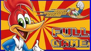 Woody Woodpecker Racing (PS1) - Longplay - Full Game