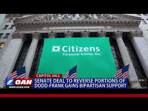 Senate Deal to Reverse Portions of Dodd-Frank Gains Bipartisan Support