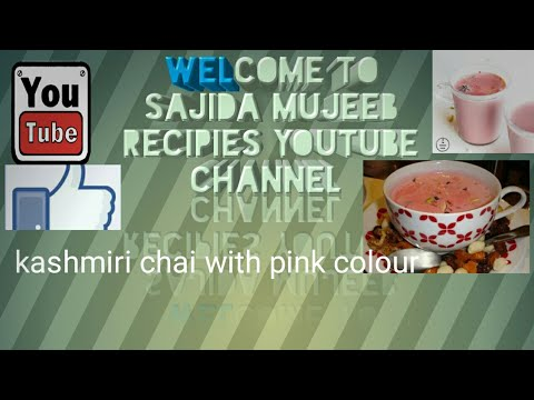 Kashmiri Chai/pink Tea
