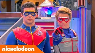 Henry Danger | Anweisungsvideo für Eingeweihte | Nickelodeon Deutschland