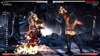 Mortal Kombat Chaos Combo Video