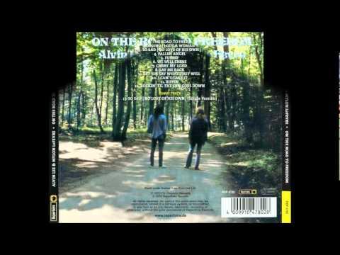 ALVIN LEE & MYLON LEFERVE-On The Road To Freedom 1973