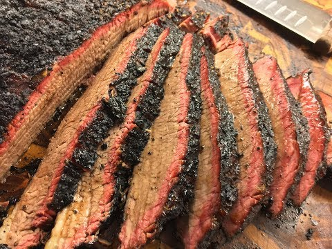 Smoky Okie BBQ Brisket Method