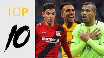 Top 10 Bundesliga Rekorde der Saison 2018/19