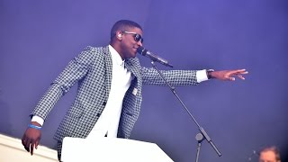 Labrinth - Jealous (T in the Park 2015)