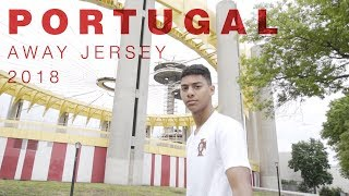 Portugal 2018 Away Jersey