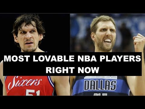 10 Most Likable NBA Players Today