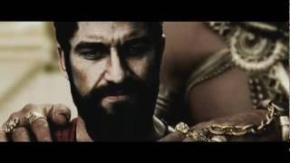 Диалог Леонида и Ксеркса. 300 спартанцев(Диалог между спартанским царем Леонидом и персидским царем Ксерксом в ущелье Фермопил., 2012-01-15T11:02:47.000Z)