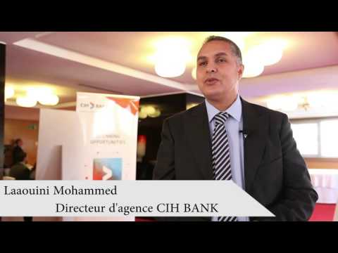 Mohammed LAAOUINI Directeur d'agence @CHI BANK