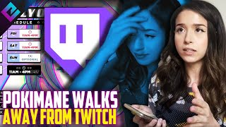 Pokimane is Taking a Break from Twitch and Social Media