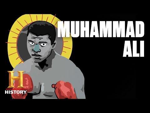 Drawn History: The Story of Muhammad Ali | History