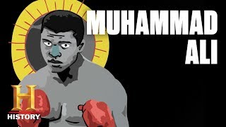 Drawn History: The Story of Muhammad Ali | History