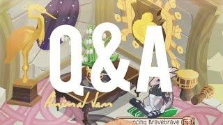 Q&A - WE