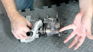 How A Turbocharger Works: Converting Exhaust Gas To Intake Pressure