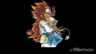 Gryf et Shun-day ♥ – Les Légendaires