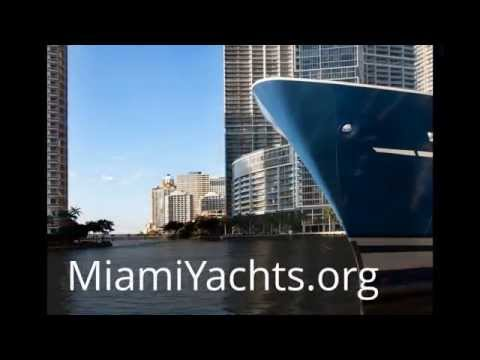 The Best Miami Yacht Broker is at MiamiYachts.org