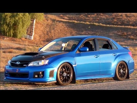 Owning A Modified 2012 Subaru Wrx Ownership Experience