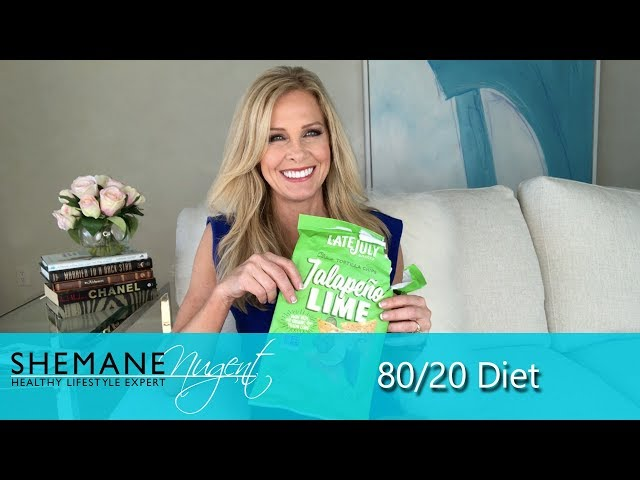 Eat What You Want on the 80/20 Diet!