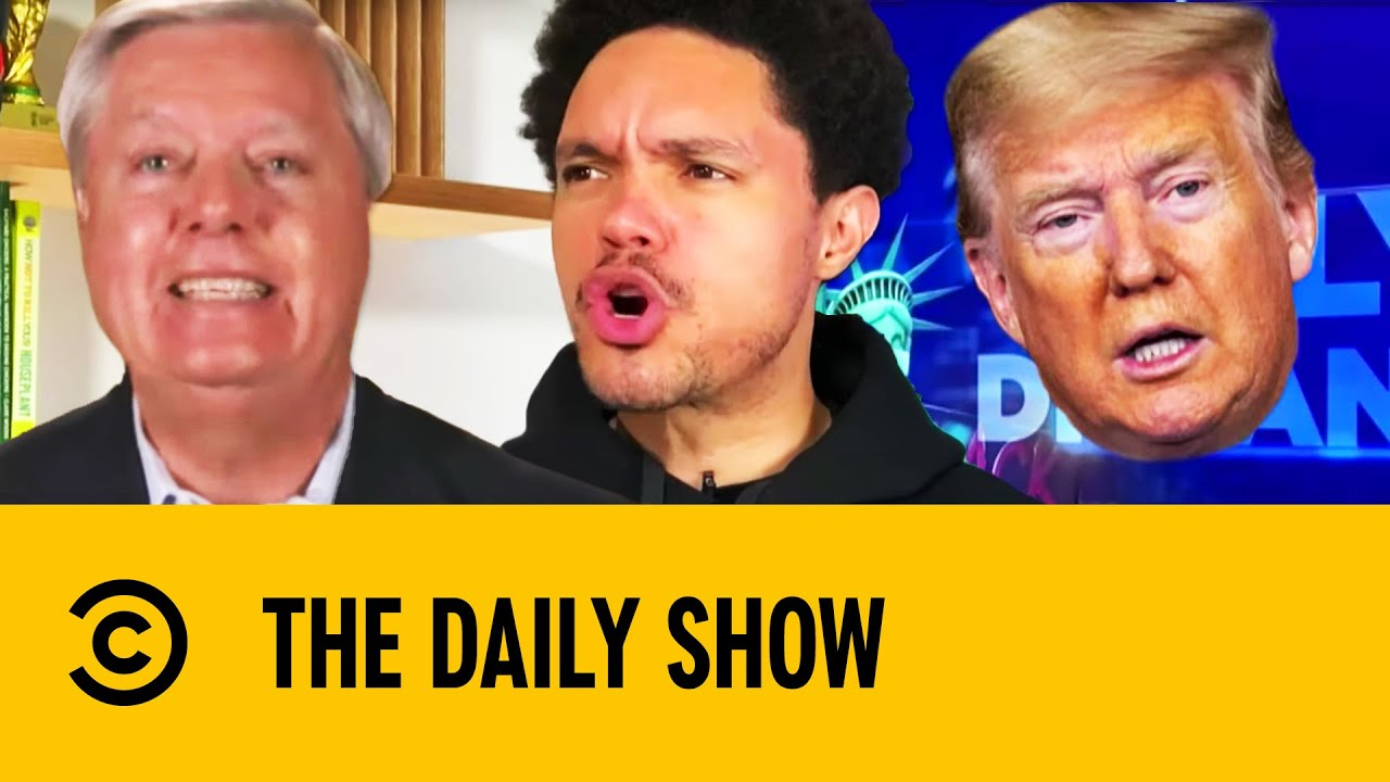 Trevor Noah Looks Back On Trump's Legacy | The Daily Show With Trevor Noah