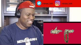 Run The Jewels - All Due Respect feat. Travis Barker (Reaction)