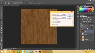 Wood Texture - Photoshop Tutorial