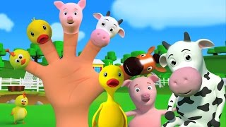 dedo família | crianças canções | compilação canção de ninar para crianças thumbnail