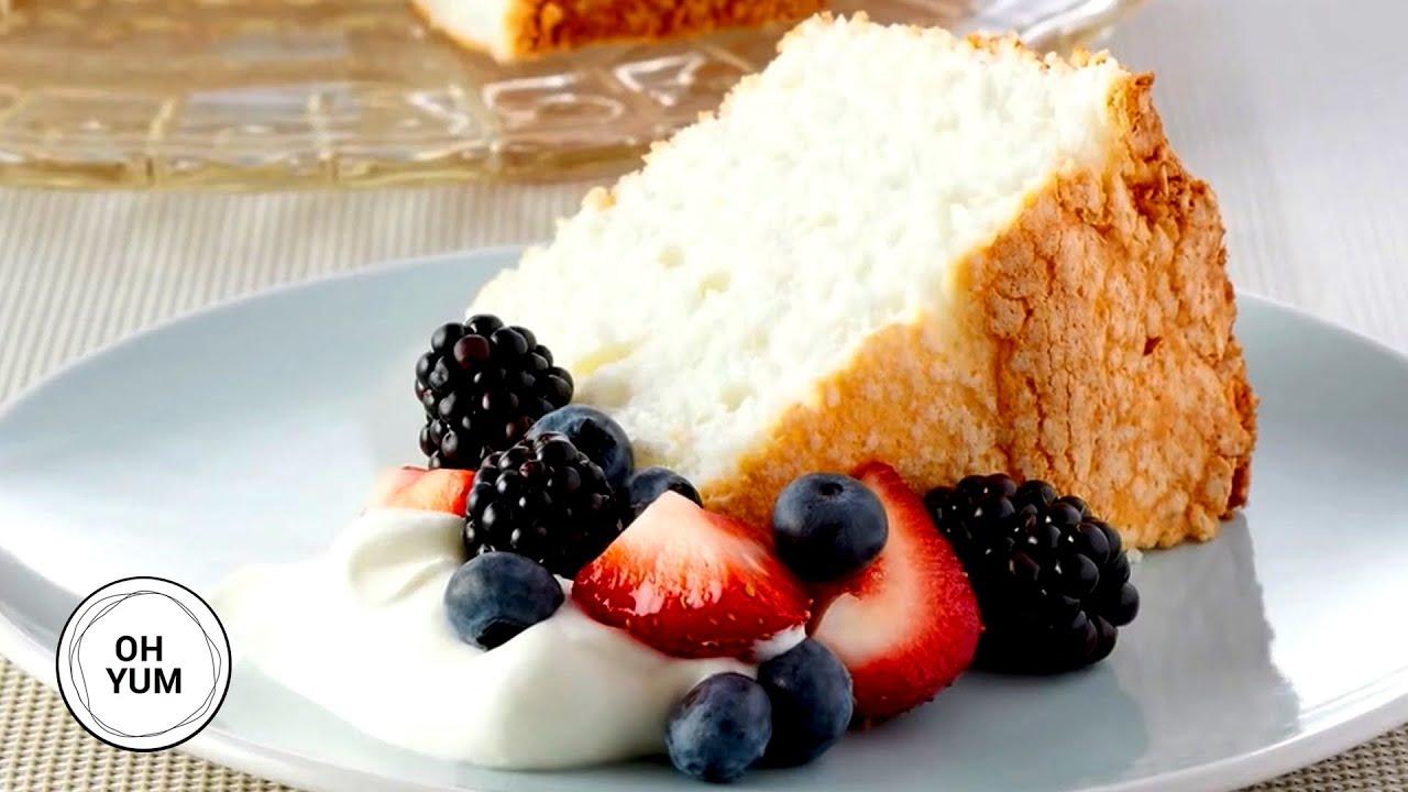 Anna Olson Angel Food Cake