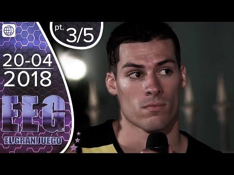 EEG El Gran Clásico - 20/04/2018 - 3/5