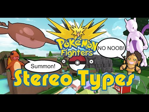 Pokemon Fighters EX Stereotypes! (3,000 Subscribers Special!)