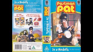 Download Video Postman Pat: In a Muddle and Other Stories (2004 UK VHS) MP3 3GP MP4