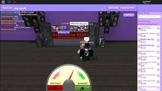 DJ FANS ROBLOX CLUB DJ AVICII WAKE ME UP roblox club DJ