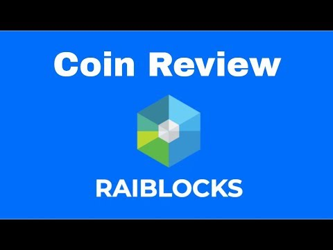 RaiBlocks (XRB) Coin Review - Is This A Game Changer?