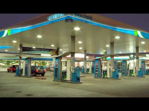 Oman Oil Filling Station