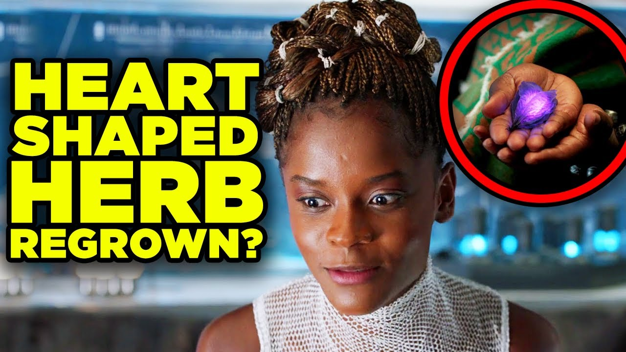 Download Next Black Panther? NEW Wakanda Secrets Leaked by Shuri!
