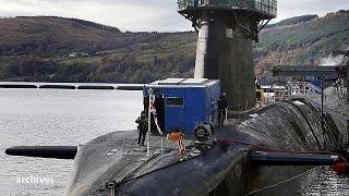 Großbritannien steckt Milliarden in Atom-U-Boot-Flotte