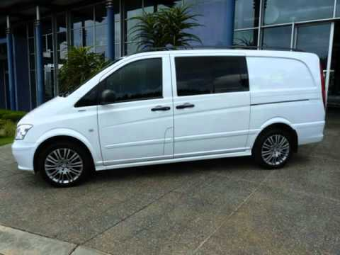 2014 mercedes benz vito 116 cdi crewcab sport auto for for Mercedes benz vito for sale
