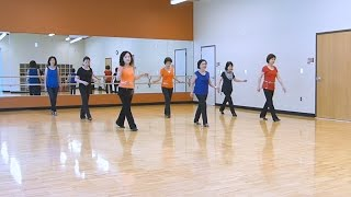 Dirty Work - Line Dance (Dance & Teach in Chinese 中文教學)