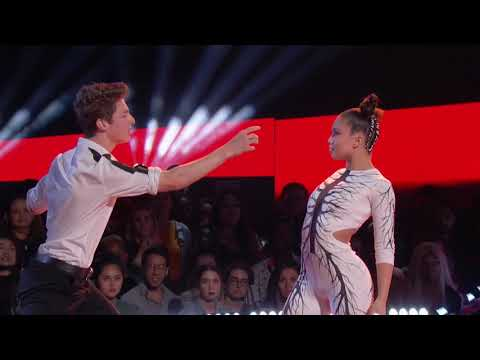 """Denise And Josh Perform """"more"""" - Duels Round NBC World Of Dance"""