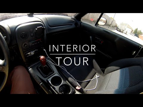 Mazda Mx5 Miata Na Interior Tour Youtube
