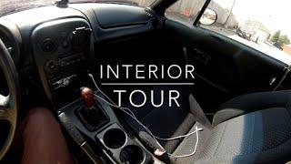 Mazda MX5 Miata (NA) Interior Tour