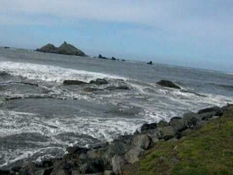 Crescent City Tsunami 8ft Surge 3 11 11 Youtube