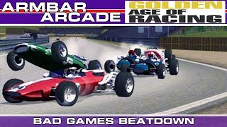 Golden Age Of Racing: WORST PHYSICS EVER?!|Bad Games Beatdown
