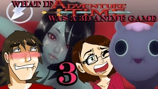 What if Adventure Time Was A 3D Anime - MARCELINE IN THE SHOWER?? -  Part 3 - Hotwired
