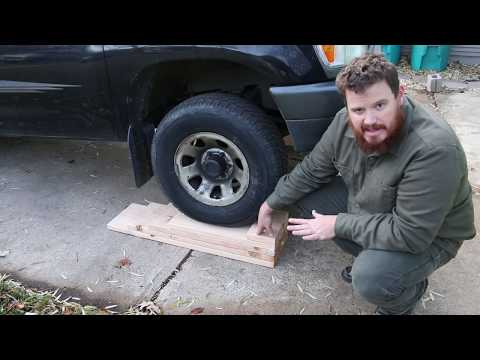 Super cheap and Customizable Car Ramps | DIomgY QuickY
