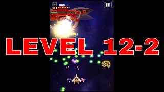 Space Shooter Galaxy Attack Level 12-2 Tutorial / no hack